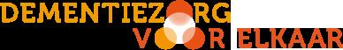 logo Dementiezorg voor Elkaar